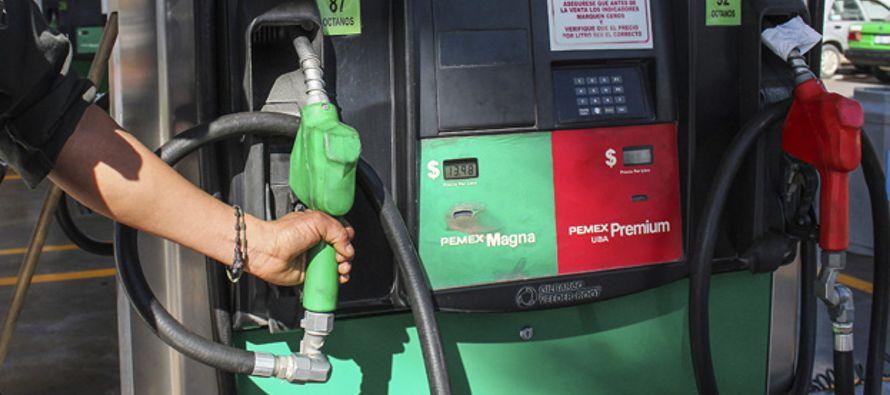 """México no vivirá un """"gasolinazo"""" el próximo enero como el de inicios..."""