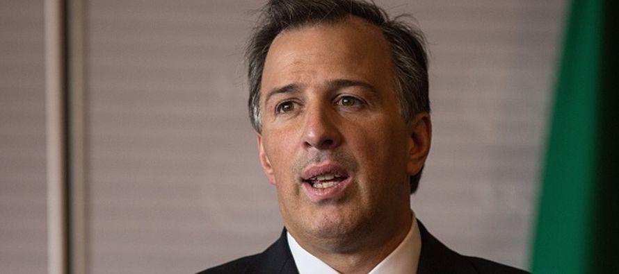 Asimismo, señaló que durante las negociaciones lo que propone México es que el...