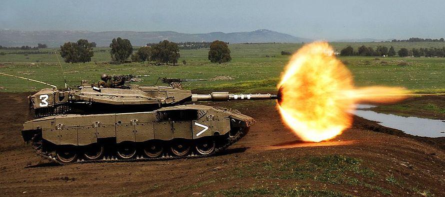 Como consecuencia de ello, el Ejército interpuso una queja a la fuerza de paz de las...