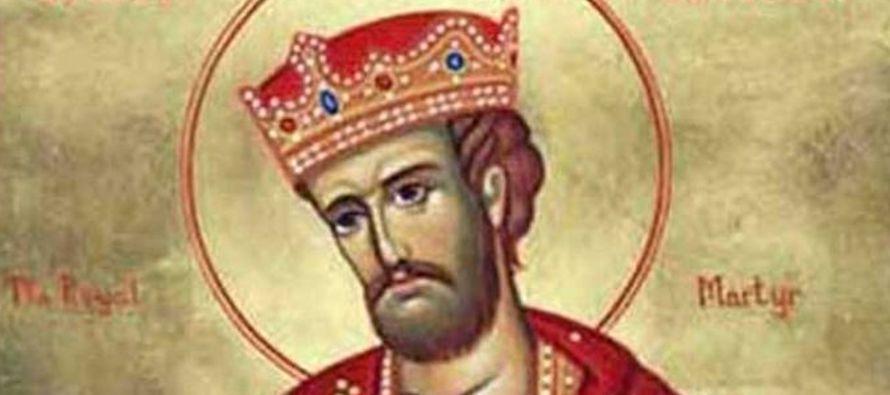 Offa es rey de Estanglia. Un buen día decide pasar el último tramo de su vida...