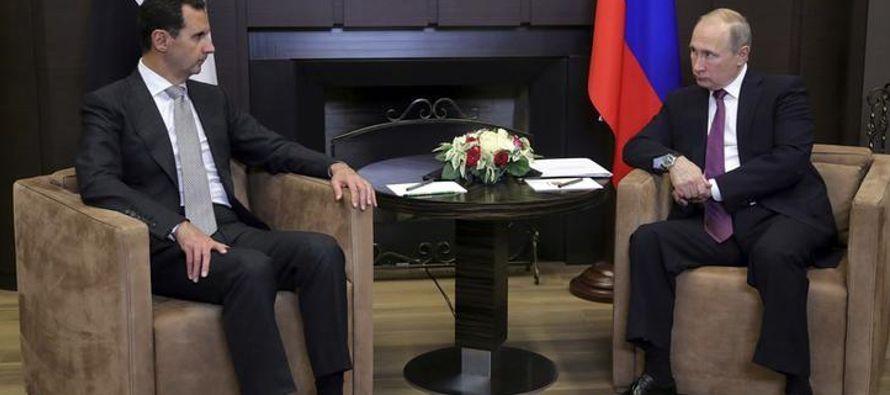 Putin se reunirá el miércoles con los líderes de Irán y Turquía,...