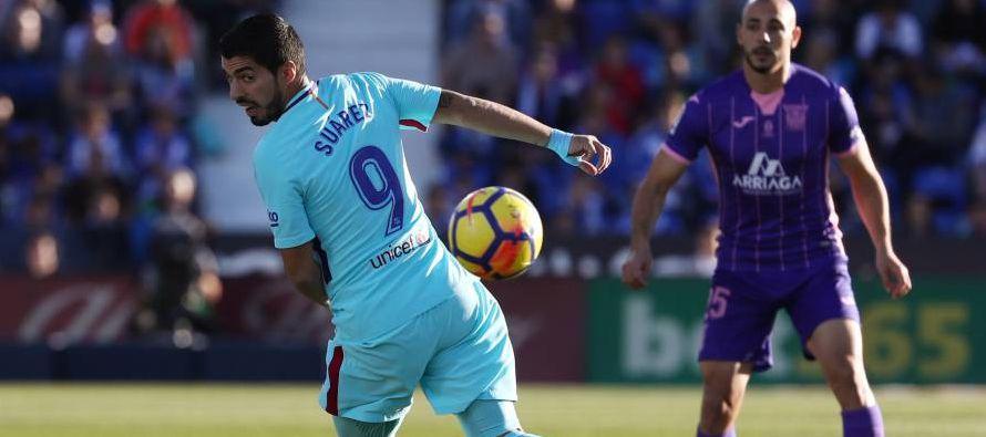 El Barcelona apelará recientes tarjetas amarillas a Suárez y Piqué