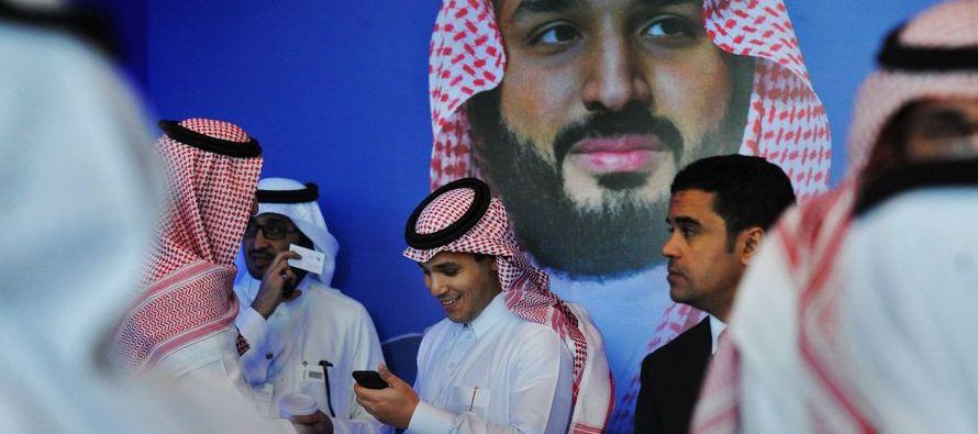 El príncipe heredero Mohamed bin Salmán ordenó recientemente el arresto de...