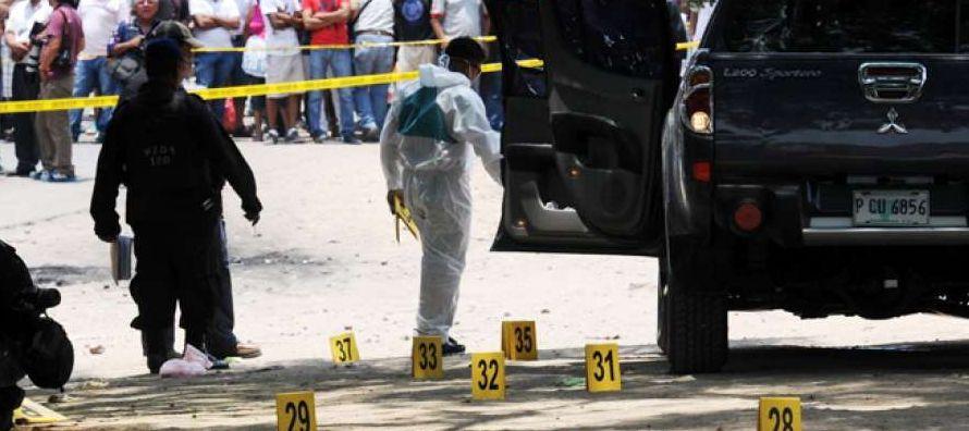 En septiembre pasado fueron presentadas dos mil 184 denuncias por asesinatos, así como...