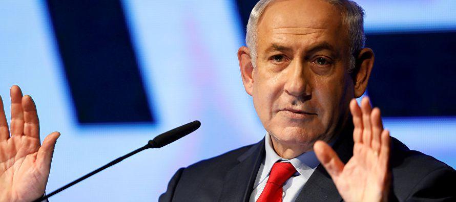 """""""Israel no permitirá la presencia militar de Irán en Siria. Esto..."""