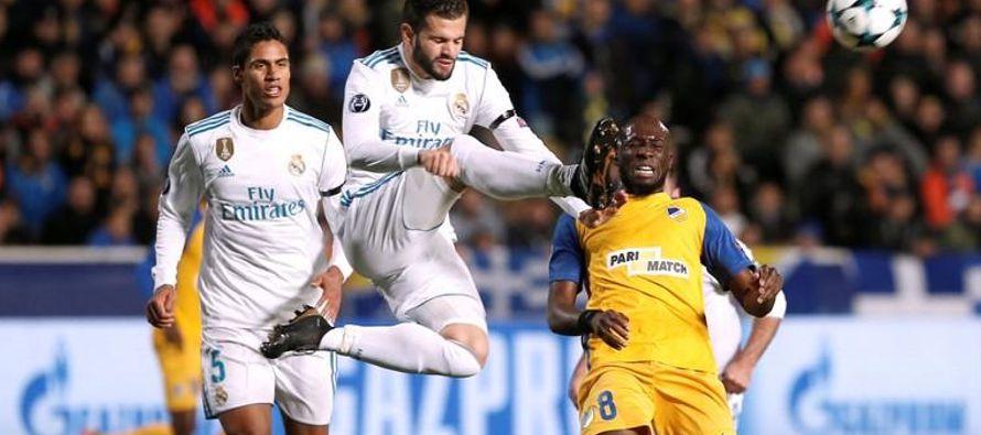 Cristiano Ronaldo selló la mayor victoria fuera de casa del Real Madrid en la Liga de...