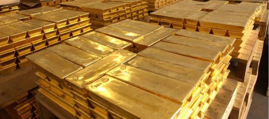 El oro al contado subió un 1,1 por ciento, a 1.293,92 dólares la onza a las 1940 GMT,...