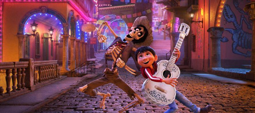 Cuando el escritor y director de Pixar, Lee Unkrich, recibió la aprobación en 2011...