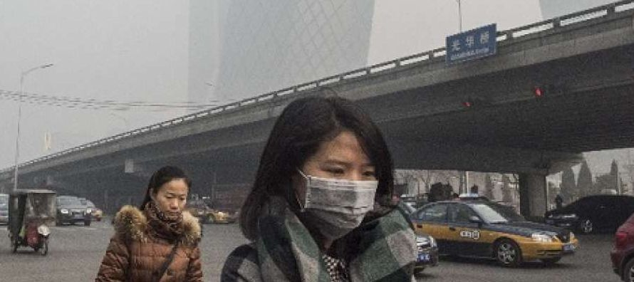 Datos previos de este mes mostraron que sólo cuatro de 28 ciudades del norte de China...