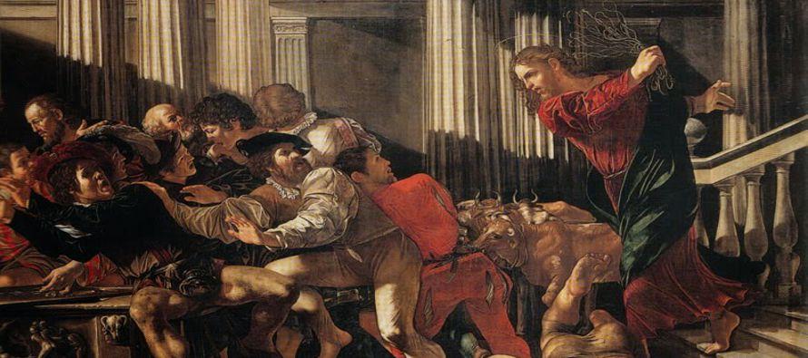 Los sumos sacerdotes, los escribas y también los notables del pueblo buscaban matarle, pero...