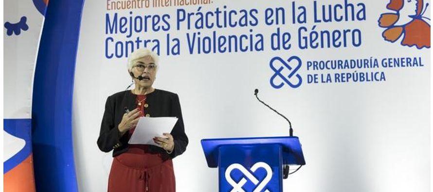El director del Centro Regional para América Latina y el Caribe del PNUD, Richard Barathe,...