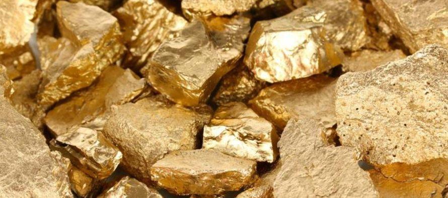 Los futuros del oro en Estados Unidos para entrega en diciembre cerraron con una pérdida de...