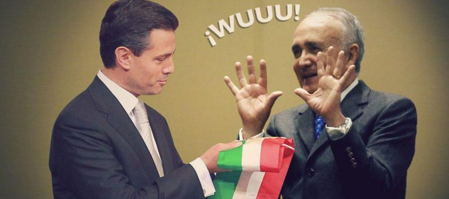 El excomunicador Pedro Ferriz de Con criticó la gestión del actual presidente de...