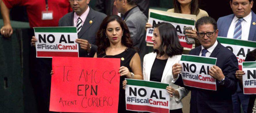 En cualquier Estado existe corrupción, pero no todos ellos son corruptos. México...