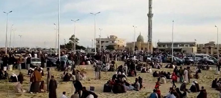 Desde el pasado diciembre, Egipto ha vivido una serie de atentados contra los cristianos coptos y...