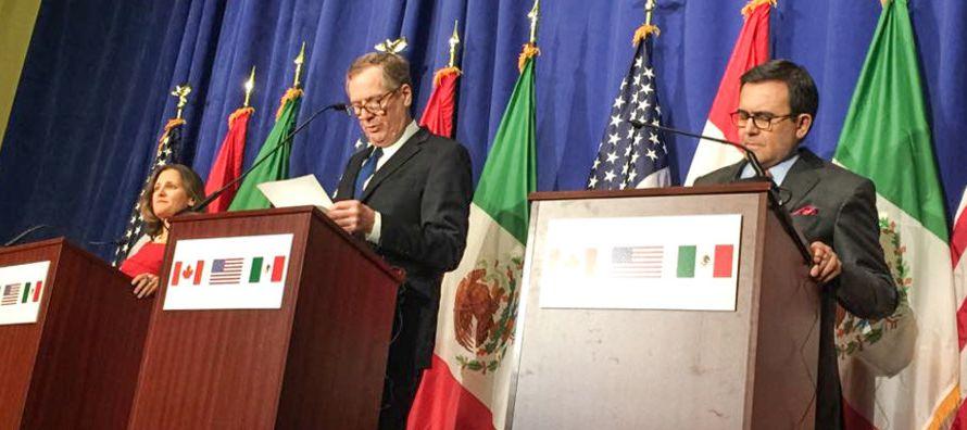Estados Unidos hizo la propuesta durante la cuarta ronda de negociaciones y siguió en la...