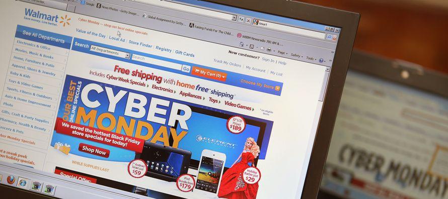 Los precios en Walmart.com son ahora sólo un 0,3 por ciento más caros que en Amazon...