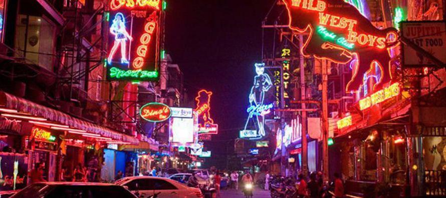 La ciudad de los casinos, la que, según los avisos publicitarios nunca duerme, encabeza la...