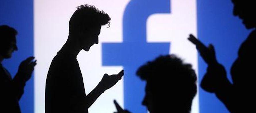 Facebook empezó a probar el software en Estados Unidos en marzo, cuando dio inicio al examen...