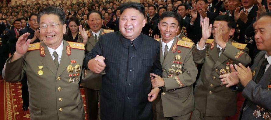 """""""Los expertos creen que Corea del Norte puede tardar unos dos o tres años en completar..."""