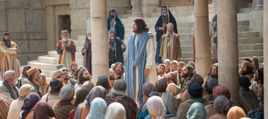 Entonces les dijo: «Se levantará nación contra nación y reino contra...