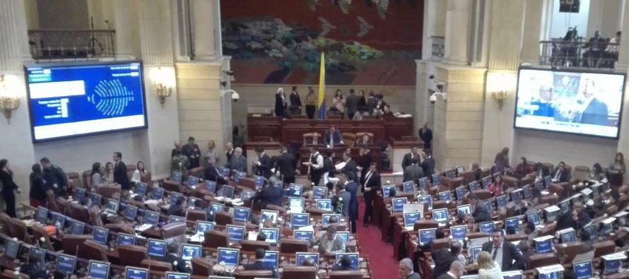 La denominada Jurisdicción Especial para la Paz (JEP), aprobada el lunes hacia la media...