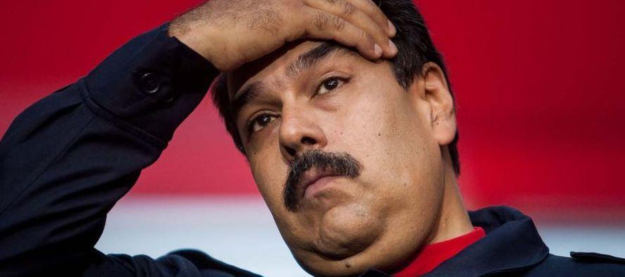 A pesar de la catástrofe económica y humanitaria que azota a Venezuela, el chavismo...