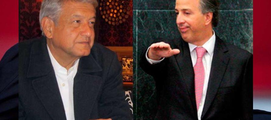 José Antonio Meade, quien renunció el lunes como Secretario de Hacienda para buscar...