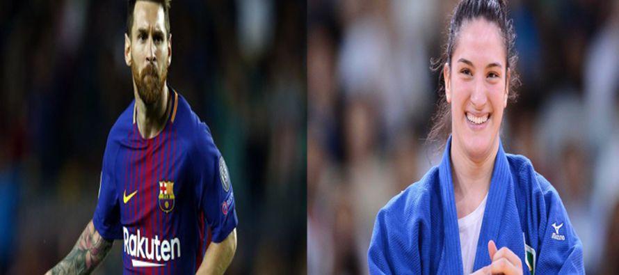 Durante la presente temporada, el delantero del Barcelona de la Liga española fue...