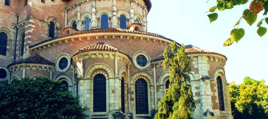 En Toulouse, de la Galia Narbonense, conmemoración de san Saturnino, obispo y mártir,...
