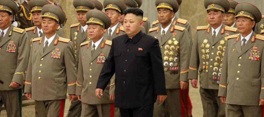 """""""El dictador norcoreano tomó ayer una decisión que acerca al mundo a una guerra,..."""