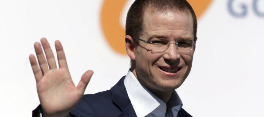 La ruptura sería un mazazo sin parangón para el PAN y su presidente, Ricardo Anaya,...