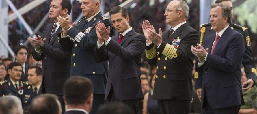 El Congreso se apresta a discutir la próxima semana la Ley de Seguridad Interior, que...
