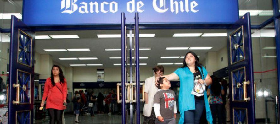 El banco Santander Chile, la principal entidad por activos del país, lideró las...