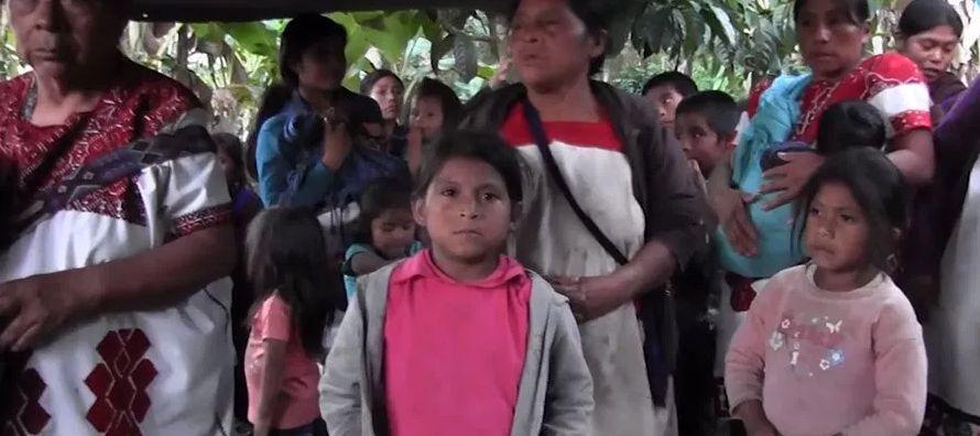 La confrontación actual entre los municipios vecinos de Chalchihuitán y...