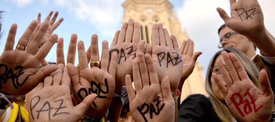 El proyecto de ley que crea las zonas electorales de paz alcanzó 50 votos a favor y siete en...