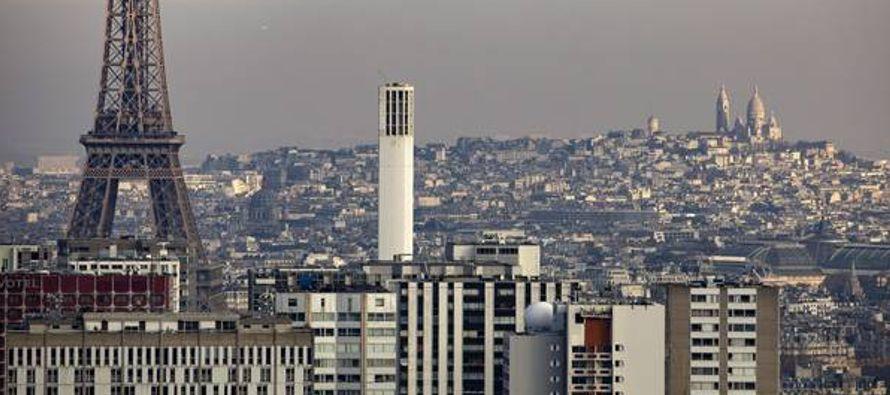 El costo del metro cuadrado está por superar un nuevo récord en París,...