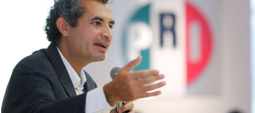 El PRI ha sido objeto de grandes alabanzas de parte de su precandidato, José Antonio Meade....