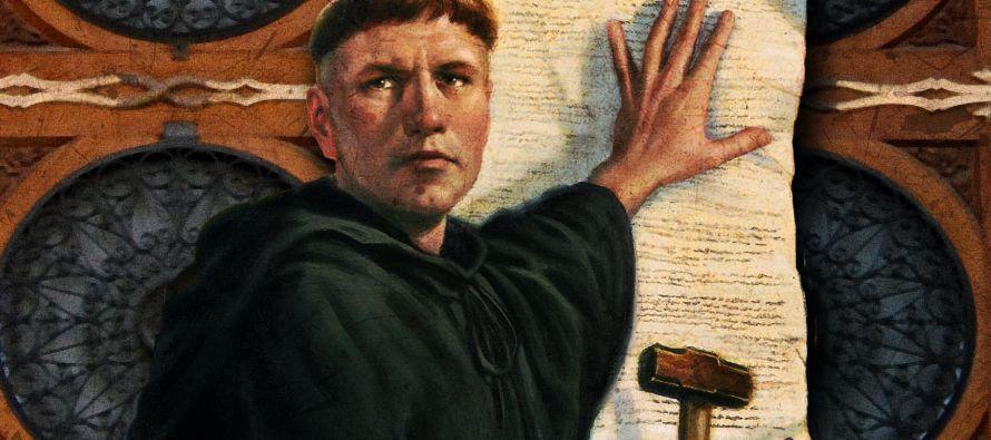 """En esa fecha, el Papa y líderes luteranos dijeron: """"Reconocemos y lamentamos ante..."""