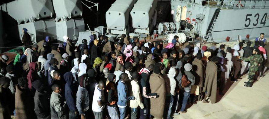 Este jueves, los líderes de la Unión Europea (UE) y la Unión Africana (UA) se...