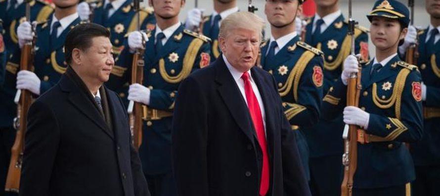 """El editorial del Global Times tachaba a la política exterior norteamericana de """"fracaso..."""