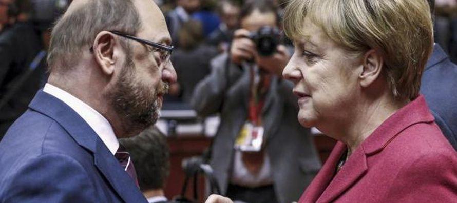 Durante las últimas semanas, el nerviosismo en la clase política alemana se ha hecho...