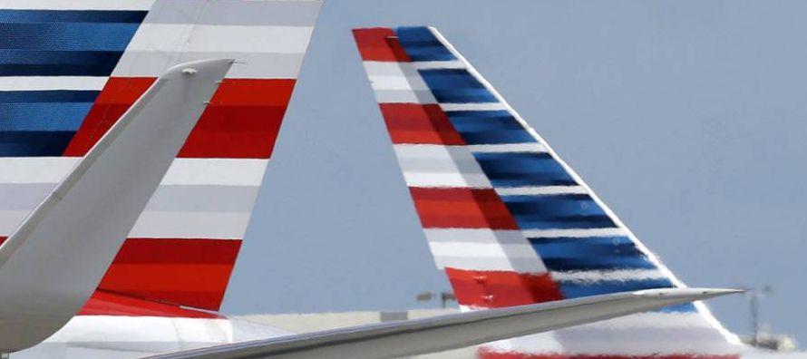 El problema lo anunció el sindicato Allied Pilots Association este miércoles. La...