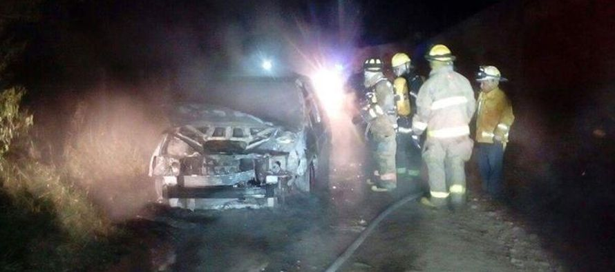 La fiscalía de Michoacán confirmó que son seis las víctimas, aunque...