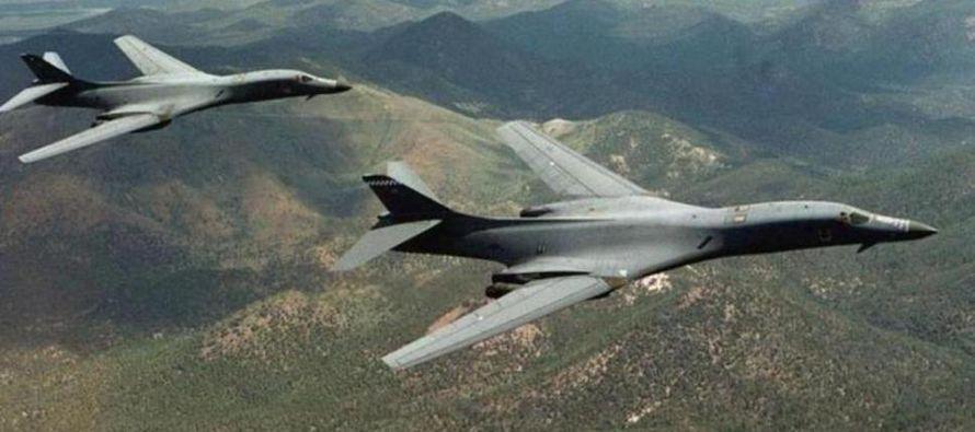 Durante los ejercicios, los aliados simularán ataques sobre falsas instalaciones nucleares...