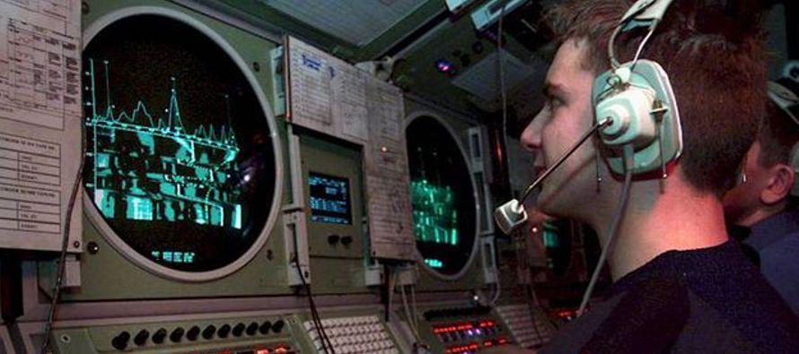 El ARA San Juan navegaba en el Atlántico y reportó por última vez su...
