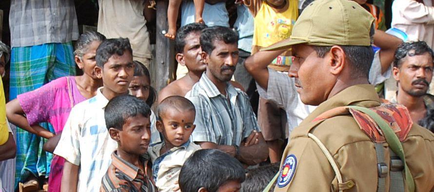 El apoyo financiero de la diáspora tamil prolongó este conflicto armado. Lo mismo...