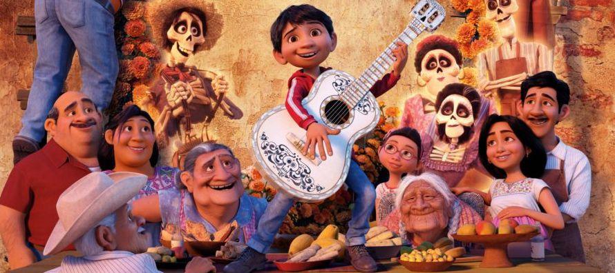 """""""Coco"""" ha recaudado 108,7 millones de dólares en sus primeros 12 días, con..."""