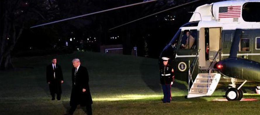 """""""Desde este momento en adelante, va a ser América primero"""". Así lo dijo..."""