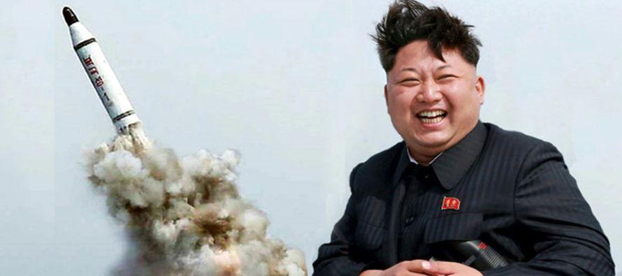 El 7 de septiembre, como cada año, el centro de Pyongyang se había engalanado para el...